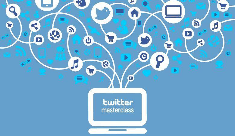 Twitter Masterclass logo